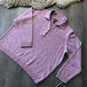 Style & Co. Plus Size Sweater. B125